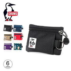 【SALE 20%OFF】チャムス エコ キーコインケース CHUMS Eco Key Coin Case CH60-0856 キーケース 財布 コインケース 小銭入れ キャンプ アウトドア 【正規品】