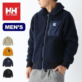 ヘリーハンセン ファイバーパイルサーモジャケット メンズ HELLY HANSEN FIBERPILE THERMO Jacket メンズ HO51965 ジャケット アウター コート アウトドア 【正規品】