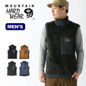 マウンテンハードウェア モンキーマン2ベスト Mountain Hardwear Monkey Man2 Vest メンズ Men's OM8013 ベスト フリース アウトドア 【正規品】