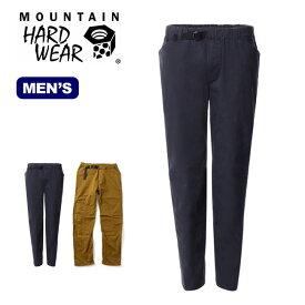 マウンテンハードウェア セダーバーグプルオンパンツ Mountain Hardwear Cederberg Pull On Pant OM7437 メンズ ロングパンツ ボトムス ズボン クライミング アウトドア ストレッチ 【正規品】