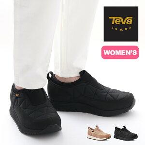 テバ エンバーコミュートスリップオンWP TEVA EMBER COMMUTE SLIP-ON WP レディース ウィメンズ 1116050 スリッポン 靴 スニーカー 防水スニーカー キャンプ アウトドア 【正規品】
