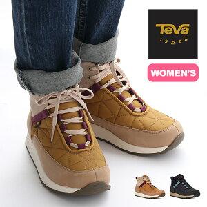 テバ エンバーコミュートWP TEVA EMBER COMMUTE WP レディース ウィメンズ 1111779 靴 スニーカー シューズ 撥水 ミッドカット キャンプ アウトドア 【正規品】