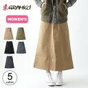 グラミチ ベイカースカート【ウィメンズ】 GRAMICCI BAKER SKIRT ウィメンズ レディース 9301-FDJ スカート ロングス…