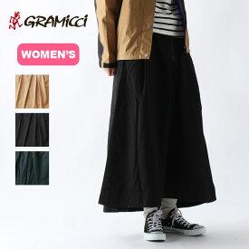 グラミチ テールカットスカート【ウィメンズ】 GRAMICCI TALE CUT SKIRT レディース GLSK-20F001 ボトムス スカート アウトドア 【正規品】