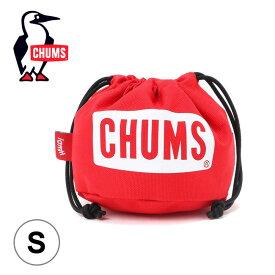【SALE】【30%OFF】チャムス チャムスロゴドローストリングツールケースS CHUMS CHUMS Logo Drawstring Tool Case S CH60-3051 鞄 ギアケース ギアバッグ アウトドア キャンプグッズ 【正規品】