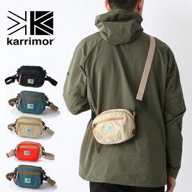 カリマー VTポーチ karrimor VT pouch 500848 ショルダーポーチ ショルダーバッグ ポーチ サブバッグ レディース メンズ アウトドア 【正規品】