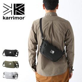 カリマー ハビタットシリーズボディーサコッシュ karrimor habitat series body sacoche 500802 サコッシュ ショルダーバッグ ボディバッグ 2L 【正規品】