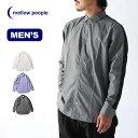 メロウピープル アイビートリッパーシャツ MELLOW PEOPLE Ivy Tripper Shirts メンズ SH-17 シャツ 長袖シャツ アウト…