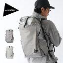 アンドワンダー ダイニーマバックパック and wander Dyneema backpack 5740975525 ザック リュック デイパック 【正規…