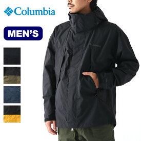 【SALE】【40%OFF】 コロンビア ウッドロードジャケット Columbia Wood Road Jacket メンズ PM3801 レインジャケット アウター キャンプ アウトドア 【正規品】
