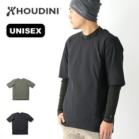 フーディニ オールウェザーTee HOUDINI All Weather Tee メンズ 608614 Tシャツ 半袖 インサレーション アウトドア 【正規品】