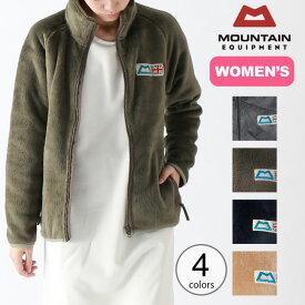 【SALE】【20%OFF】マウンテンイクイップメント ウィメンズ クラシックフリースジャケット MOUNTAIN EQUIPMENT WOMEN'S CLASSIC FLEECE JACKET レディース 424125 トップス アウター フリース ジャケット キャンプ アウトドア 【正規品】