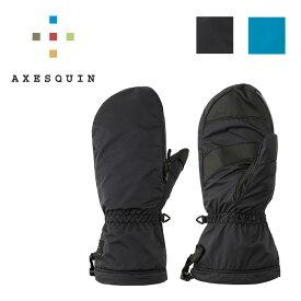 アクシーズクイン フィンガースルーミトン オリジナル AXESQUIN メンズ レディース AG3801 手袋 グローブ ミトン グローブ アウトドア 【正規品】