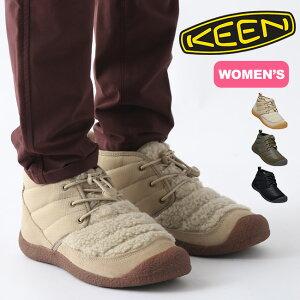 キーン ハウザー2 チャッカ KEEN HOWSER 2 CHUKKA ウィメンズ レディース チャッカブーツ ショートブーツ スニーカー 靴 コラボレーション omashande オーマスヘンデ キャンプ アウトドア フェス【正