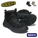 キーン ユニーク スニーク チャッカ WP KEEN UNEEK SNK CHUKKA WP メンズ ブーツ ショートブーツ ウィンターブーツ 靴…