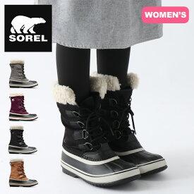 ソレル ウィンターカーニバル【ウィメンズ】 SOREL Winter Carnival レディース ブーツ スノーブーツ アウトドア 【正規品】