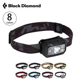 ブラックダイヤモンド ストーム400 Black Diamond STORM400 BD81108 ヘッドライト ヘッドランプ ライト アウトドア 【正規品】