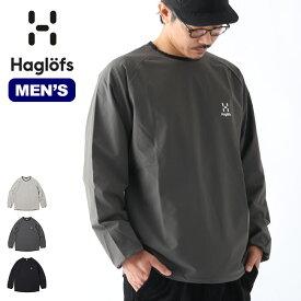 ホグロフス ソフトシェルプルオーバー HAGLOFS Soft Shell Pull-over メンズ 930504 プルオーバー ソフトシェル トップス ロングスリーブ 長袖 日本限定 アウトドア 【正規品】