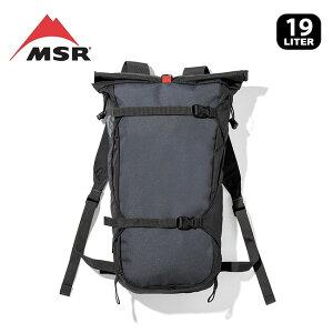 エムエスアール スノーシューキャリーパック MSR Snowshoe Carry Pack 40020 リュックサック デイパック 19L 雪山 バックカントリー キャンプ アウトドア【正規品】