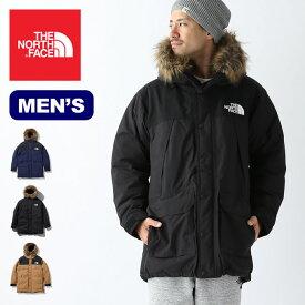 ノースフェイス マウンテンダウンコート THE NORTH FACE Mountain Down Coat メンズ ND91935 トップス アウター コート ダウン 防水 キャンプ アウトドア フェス【正規品】