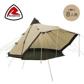 ローベンス チヌーク ウルサ ROBENS CHINOOK URSA 130244 テント 宿泊 ティピー キャンプ 最大8人用 グループキャンプ 【正規品】