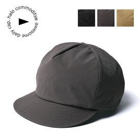 ハロコモディティー クレバイスキャップ halo commodity Crevice Cap HL-1002 キャップ 帽子 野球帽 シンプル キャンプ アウトドア フェス【正規品】