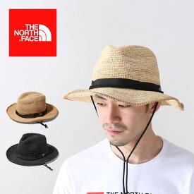 ノースフェイス ラフィアハット THE NORTH FACE Raffia Hat NN01554 帽子 ハット キャンプ アウトドア フェス【正規品】