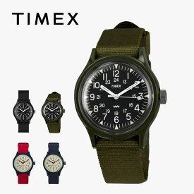 タイメックス オリジナルキャンパー36mm TIMEX Original Camper メンズ レディース ユニセックス 腕時計 アナログ ウォッチ 3気圧防水 復刻 ミリタリー キャンプ アウトドア フェス【正規品】