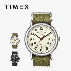 タイメックス ウィークエンダーセントラルパーク TIMEX Weekender CentralPark アクセサリー 腕時計 アナログ ウォッチ 3気圧防水 バックライト ミリタリー キャンプ アウトドア フェス【正規品】