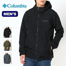 コロンビア ヘイゼンジャケット Columbia Hazen Jacket メンズ PM3794 アウター ウィンドシェル 撥水 パッカブル キャンプ アウトドア 【正規品】