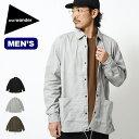 アンドワンダー ドライリップシャツ and wander dry rip shirt メンズ 5741183062 シャツ ロングスリーブシャツ ロン…