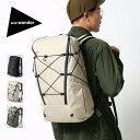アンドワンダー ヘザーバックパック and wander heather backpack 5741985004 バックパック リュック ザック リュック…