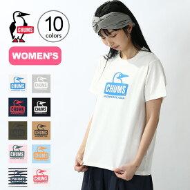 【SALE 30%OFF】チャムス ブービーフェイスTシャツ【ウィメンズ】 CHUMS Booby Face T-Shirt レディース CH11-1834 トップス Tシャツ キャンプ アウトドア フェス【正規品】mailsa2108