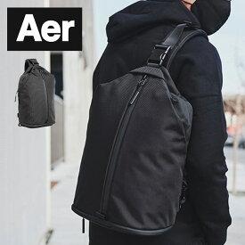 エアー スリングバッグ3 Aer Sling Bag 3 バッグ ショルダー ボディバッグ ワンショルダー シューズ収納 通学 通勤 ビジネス おしゃれ キャンプ アウトドア【正規品】