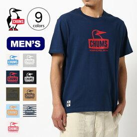 チャムス ブービーフェイスTシャツ メンズ CHUMS Booby Face T-Shirt メンズ CH01-1834 トップス Tシャツ キャンプ アウトドア【正規品】