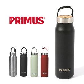プリムス クルンケンバキュームボトル0.5L Primus Klunken Vacuum Bottle 0.5L P-7420 水筒 ボトル 保冷 保温 キャンプ アウトドア フェス【正規品】