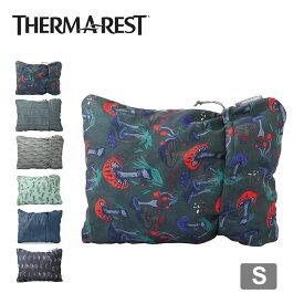 サーマレスト コンプレッシブルピロー S THERM-A-REST Compressible Pillow S 枕 まくら コンパクト キャンプ アウトドア フェス【正規品】