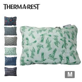 サーマレスト コンプレッシブルピロー M THERM-A-REST Compressible Pillow M 枕 まくら コンパクト キャンプ アウトドア フェス【正規品】