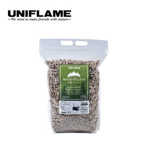 ユニフレーム ペレット燃料3.5kg UNIFLAME 689110 ストーブ 木質ペレット 【正規品】