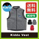 <残りわずか!>【40%OFF】カブー キッドゥベスト【キッズ】KAVU Kiddo Vest ベスト フリース キッズ 子供用