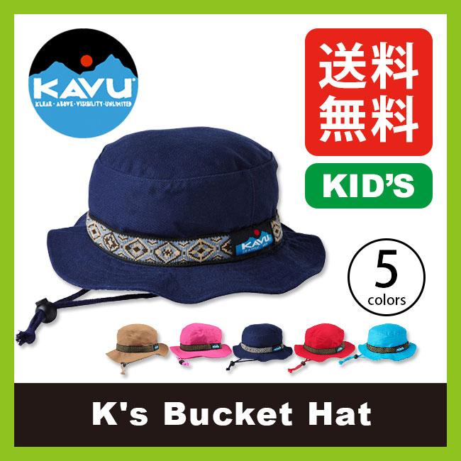 カブー キッズバケットハット KAVU K's Bucket Hat ハット <2018 春夏>