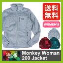 <残りわずか!>【70%OFF】マウンテンハードウェア モンキーウーマン200ジャケット Mountain Hardwear 【送料無料】 フリース アウター ...