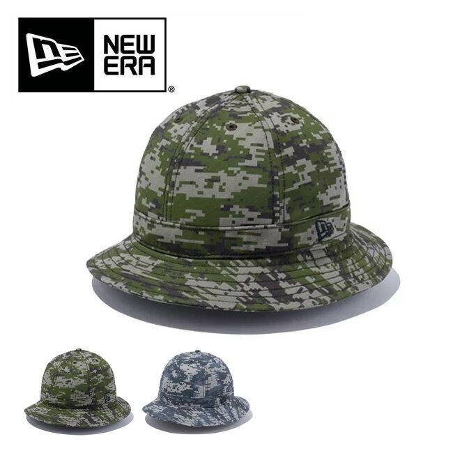 ニューエラ エクスプローラー デジタルカモプリント 【送料無料】 【正規品】NEW ERA ハット 帽子 コットン ストライプ デジタルカモ アウトドア Explorer Digital Camo