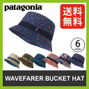 <残りわずか!>【40%OFF】 パタゴニア ウェーブフェアラー バケツ ハット 【送料無料】 【正規品】patagonia 帽子 …