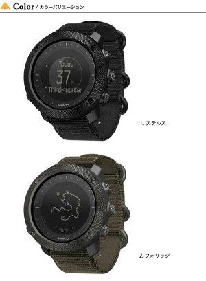スントトラバースアルファ【送料無料】【正規品】SUUNTOTRAVERSEALPHA腕時計GPSウォッチ高度計気圧計コンパス歩数計アウトドア登山ハイキングミリタリーミルスペック国内正規品【CP07】
