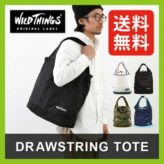 野生的东西手提包袋拉绳,野生 < 10%> | 生态 | 回购物 | 户外 | 尼龙 | 单元格 | 出售 | 出售