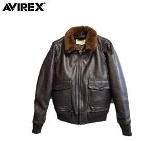 セール AVIREX ゴートレザーG-1ジャケットGOAT G-1 JACKET レザーフライトジャケット6191069 アビレックス(アヴィレック)