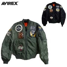 """AVIREX復刻""""TOP GUN"""" MA-1 COMMERCIALトップガンフライトジャケットエムエーワンMA1 6102172アビレックス"""