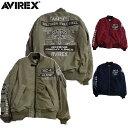 セール AVIREX(アビレックス)タイプMA-1 Military free fall ミリタリーフリーフォール MA-1 MFF 6192165 アヴィレックス