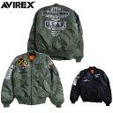 AVIREX(アビレックス)カスタムグラフィックUSAFタイプMA-1 CUSTOM GRAPHIC MA-1 6192216 アヴィレックス